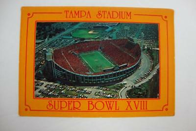 571) Tampa Stadium Super Bowl Xvii The Tampa Bay Buccaneers Football Home Field