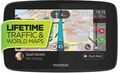 "New Tomtom - GPS - GO 620 - 6"" - 16GB - WIFI - BLUETOOTH from Bing Lee"