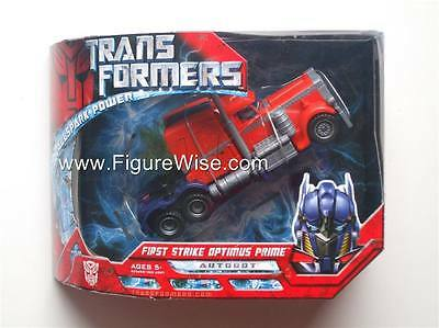 TransFormers Movie First Strike OPTIMUS PRIME figure G1 colour version Brand New