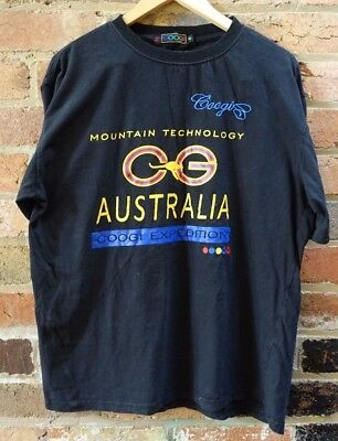 Vintage Coogi Australia T-shirt with Embroidery - Authentic Size 2XL XXL