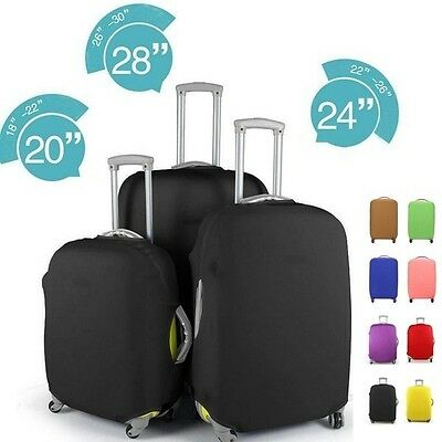 Travel Elastic Luggage Suitcase Protective Cover Dust-proof Case