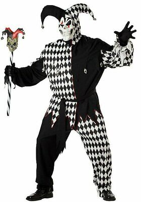 California Costumes Collections 00221 Evil Jester