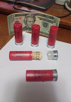 Shotgun shell Secret Stash Container Diversion Compartment Hide Pills Gold Cash