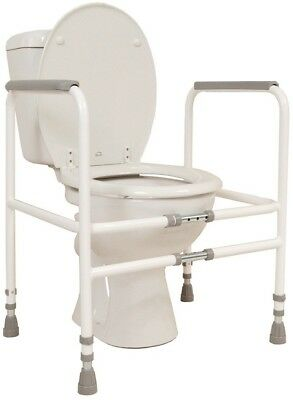 Special Needs Elderly Old People Disabled Child Toilet Seat Chair Frame Commode