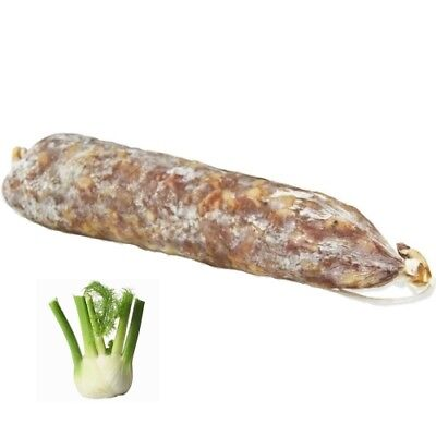 Fennel Saucisson Sec From The Savoie 210g