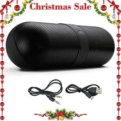 Mini Bluetooth Wireless Speaker Portable Super Bass For Smartphone Tablet PC MP3