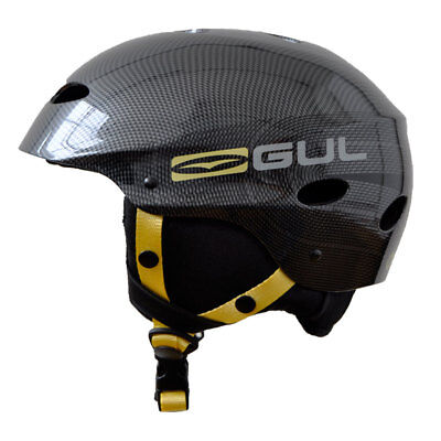 Gul EVO2 Helmet Black Carbon , Watersports Helmet