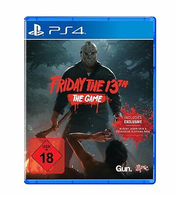 Friday the 13th (Playstation 4) (Neu)