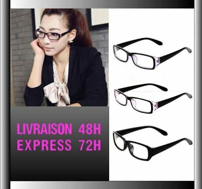 Lunettes REPOS anti fatigue protection radiations écran Ordinateur TV + etui W05