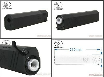 Silenziatore Ospr Suppressor Pistol Shotgun Dummy Airsoft Softair