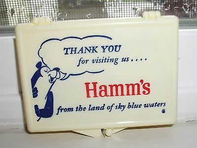 Vintage Hamm's Beer Sewing Kit