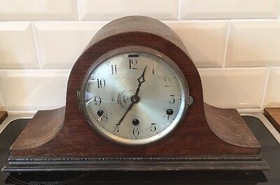 Vintage Westminster Chime Mantel Clock