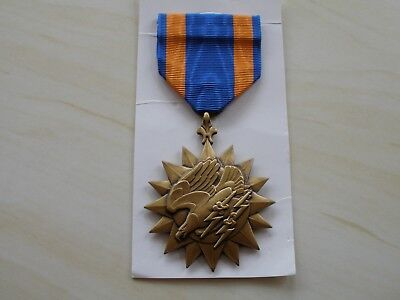 Usa - The Air Medal - Uk Post Free