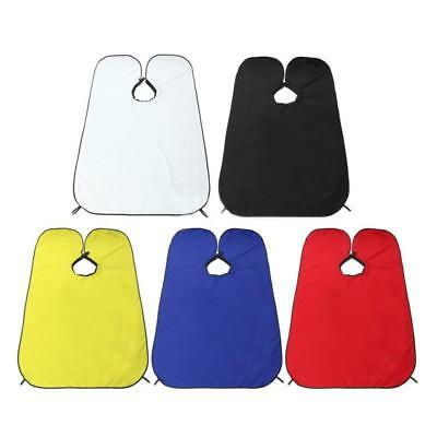 NEW Beard Shave Apron Cape Cloth Bib Facial Hair Trimming Grooming Catcher