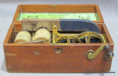 Quack Medical Electric Shock Machine. Late 19th Century.