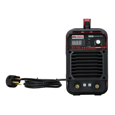 ST-165 165 Amp TIG Torch Stick ARC DC Inverter Welder 115/230V Welding Machine