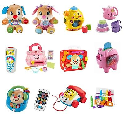 Fisher Price Smart Stages Learning Pre School Toddler Toys Various Designs New