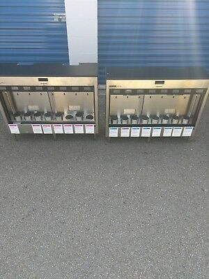 (2) Enomatic Elite Wine Serving System Machines