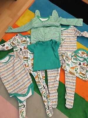 Baby Boy Sleepsuit & Bodysuit Bundle 12-18 Months
