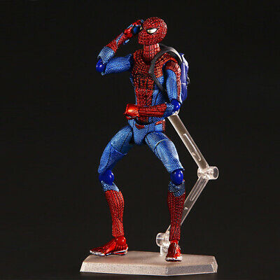 """New 6"""" The Amazing Spider-Man Action Figure Super Hero PVC Toy Doll Gift in Box"""