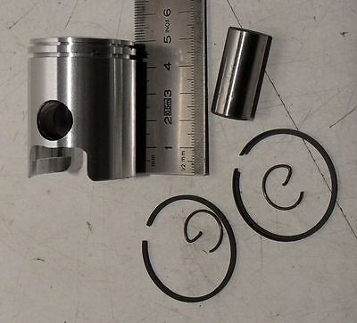 2 - Ring Piston 38/14 mm Hercules Sachs 50S 501/3/4 AKF BKF MK 2 3 4 K50