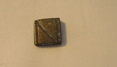 Byzantine Ancient  Archaeology Numisma bronze weight 3-6th c ad