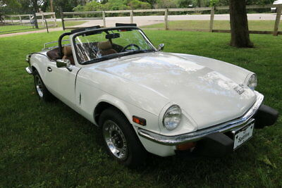 1977 Triumph Spitfire  1977 Truimph Spitfire, very clean survivor, lots of records and documentation