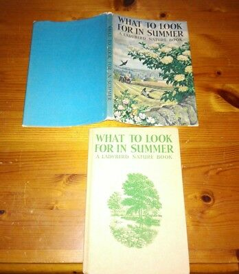 ladybird books first edition what to look for in summer