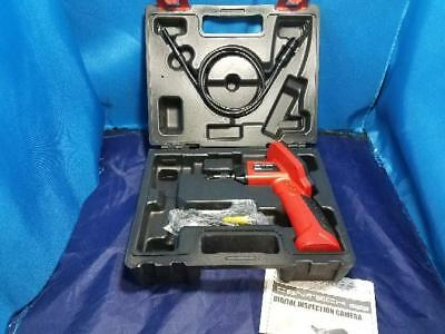 """Cen Tech 61839 Inspection Scope Camera With 2.4"""" Lcd Screen In Hard (AP1033236)"""
