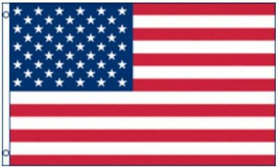 12x18 United States USA American Flag 12 x 18 Inch US Boat Flag New Polyester