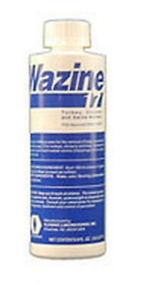 Wazine Piperazine 17% Swine Pig Chicken Turkey Water Wormer DeWormer 8oz