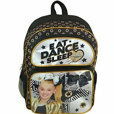 JoJo Siwa Eat Dance Sleep 16 in. Cargo Backpack