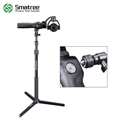 Smatree Extendable Stick with Tripod for DJI OSMO, OSMO Mobile 3,OSMO PRO/RAW
