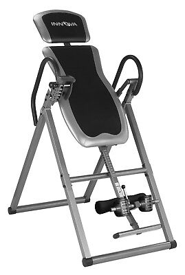 Inversion Table Heavy Duty Therapy Fitness Back Pain Relief Exercise Deluxe New
