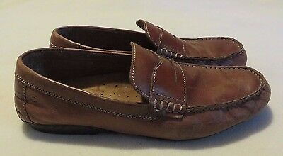 Clarks shoes mansell moc toe