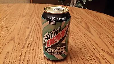 "Mountain Dew Baja Blast Full Can ""Limited Edition """