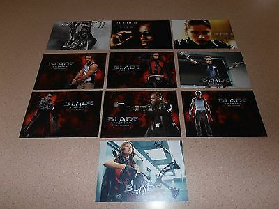 Blade movie postcards
