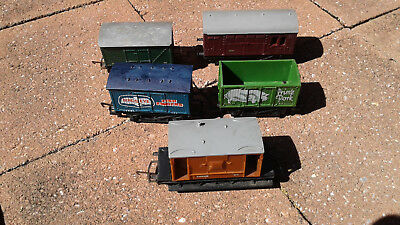 model trains   oo gauge  carriages
