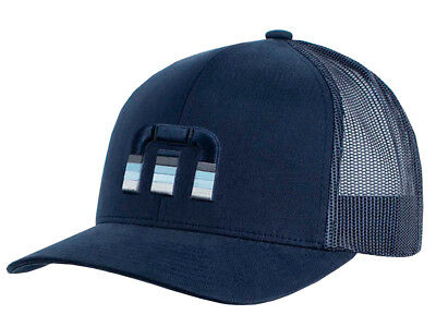 Travis Mathew Bogan Cap - Blue Nights