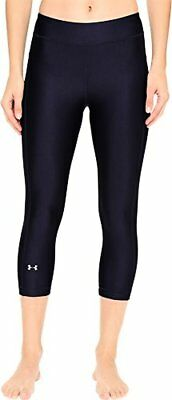 Under Armour Womens UA Heatgear Capris  Pants- Pick SZ/Color.