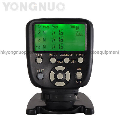 yongnuo Upgraded YN560-TX II Wireless Manual Remote Control for Canon Nikon