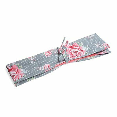 Hobbygift Groves Exclusive Print Collection Filled Knitting Pin Roll, Cotton