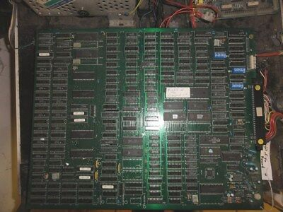PCB jamma Knights of the Round 1992  en état de marche