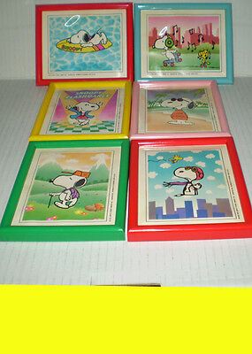 Snoopy Quadretto By Decorline Made In Italy