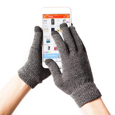 Unisex Winter Warm Windproof Waterproof Anti-slip Thermal Touch screen Gloves