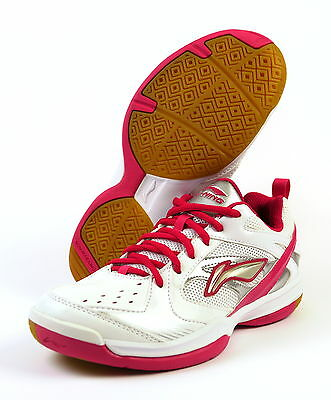 Li-Ning d506-200 Professional Badminton Shoes Women's Size 35 - 38 1/3 NIP