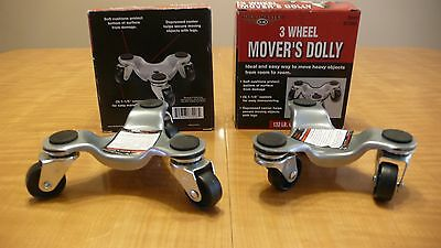 3 Wheel Mover's Dolly Haul- Master Free Shipping
