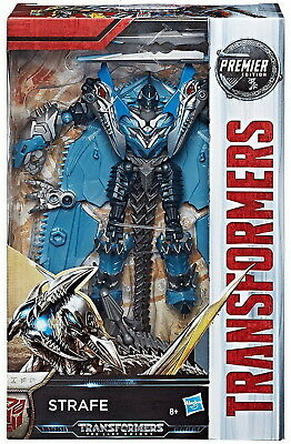 Transformers The Last Knight Deluxe Premier Wave 3 Strafe Action Figure