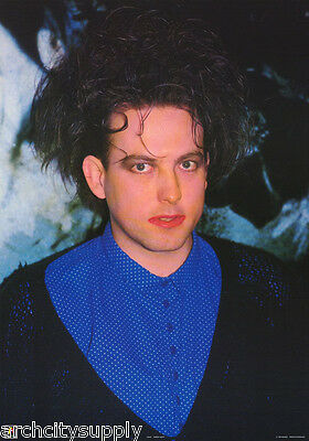 Lot Of 2 Posters : Music : Robert Smith - The Cure - Free Ship  #aa406     Lw3 P