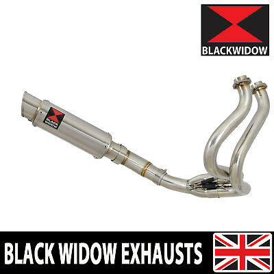 Kawasaki KLE650 VERSYS 650 07-14  Exhaust System GP Stainless Silencer 230SR